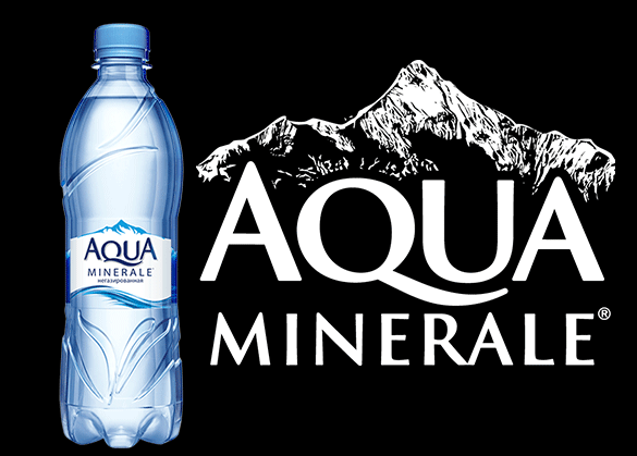 Аква минерале 0,6 литра (без газ)